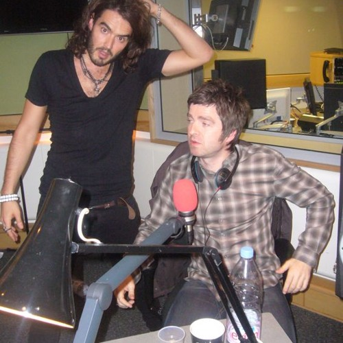 Russell Brand Show podcast 02-08-08