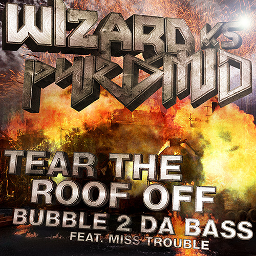 "Wizard Vs PYRAMID ft. Miss Trouble ""Bubble 2 Da Bass"""