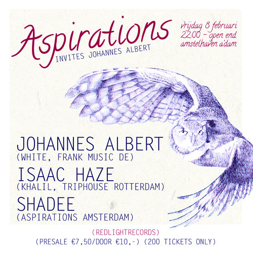 Aspirations Podcast 008: Johannes Albert