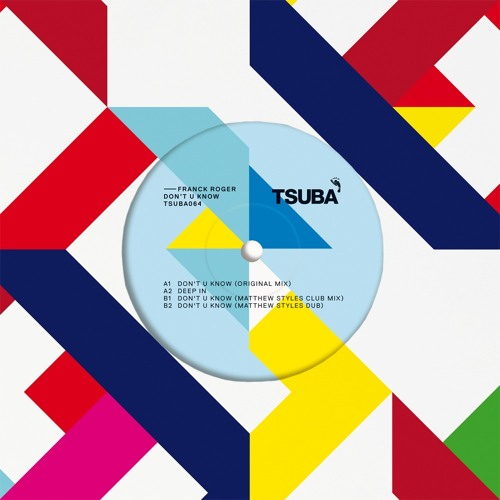 Franck Roger - Deep in (preview) TSUBA064