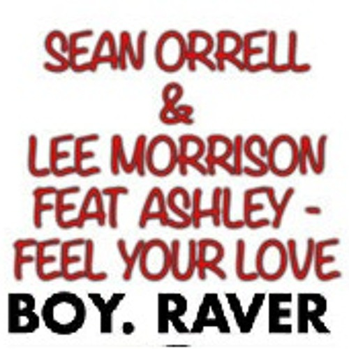 Sean Orrell & Lee Morrison ft Ashley - Feel Your Love (Boy Raver 90's Piano Anthem Mix) 128kbs clip