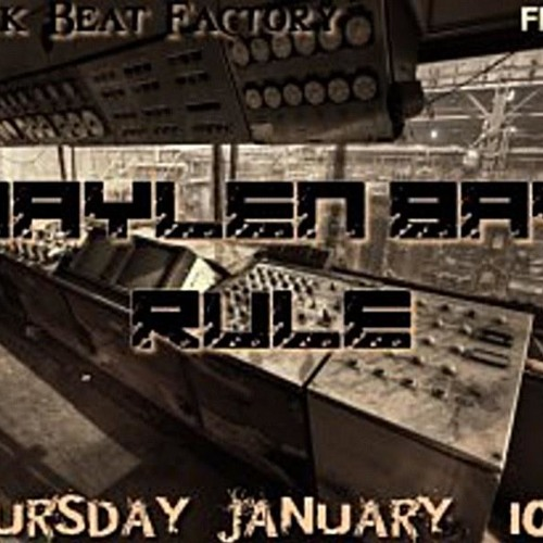 Dark Beat Factory #042 - Jaylen Bay & Rule