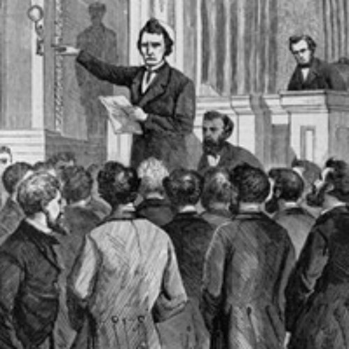 Abolitionist Pennsylvania U.S. Representative, Thaddeus Stevens