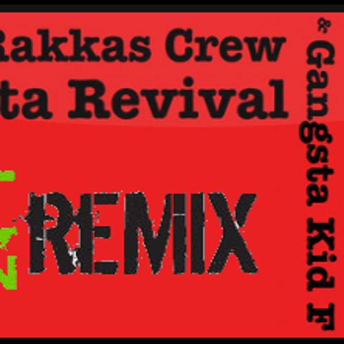 Gangsta Revival feat. Gangsta Kid F - Mat the Alien Remix - Instrumental PN