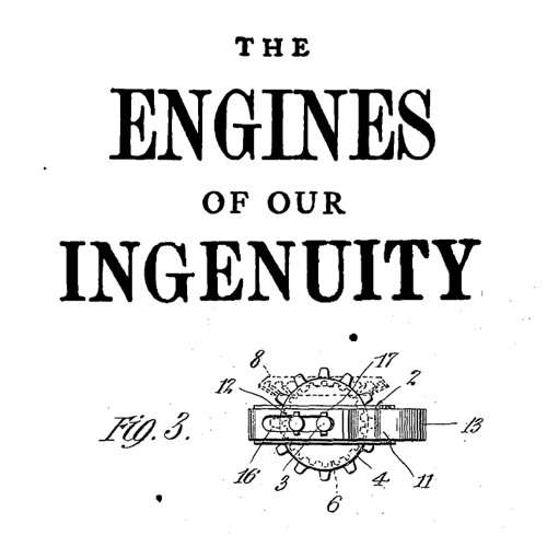 No. 2852: 25th Anniversary of Engines