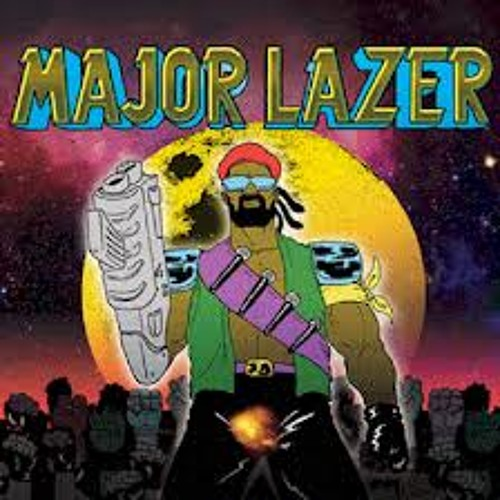 10 Major Lazer - Sweat
