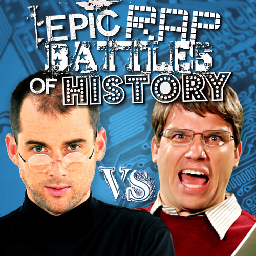 Download Steve Jobs vs Bill Gates