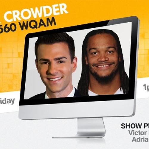 Kup & Crowder Show Podcast -1-10-13