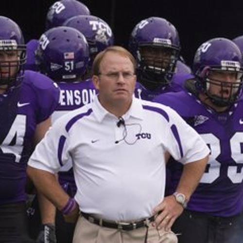 TCU Head Coach Gary Patterson on the College Football Playbook
