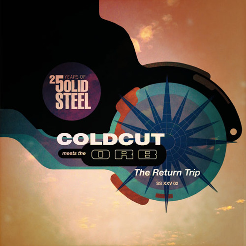 Solid Steel Radio Show 11/1/2013 Part 3 + 4 - Coldcut meets The Orb