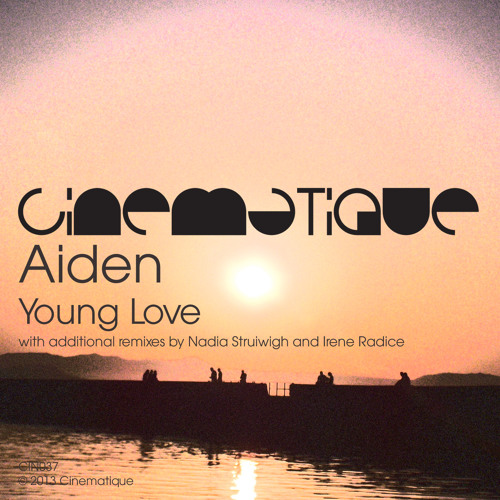 Aiden - Bleached (Nadia Struiwigh Remix) Cinematique