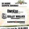 Zapata Radio Soundz 6# - 10 Jahre Zapata Soundz Special!