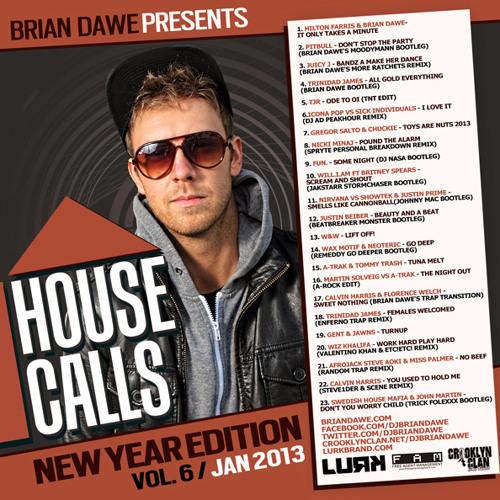 House Calls Vol 6 (Jan 2013)