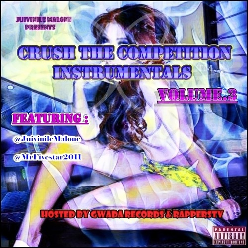 Tupac - Do For Love Remix-Prod By Juivinile Malone (CRUSH THE COMPETITION INSTRUMENTALS VOL .3)