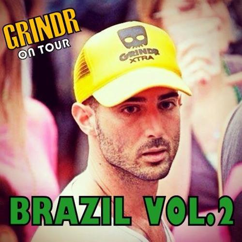 Dj Erez Ben ishay-Grindr on Tour Brazil