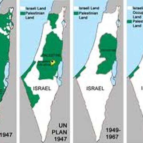 Israeli Geography 101