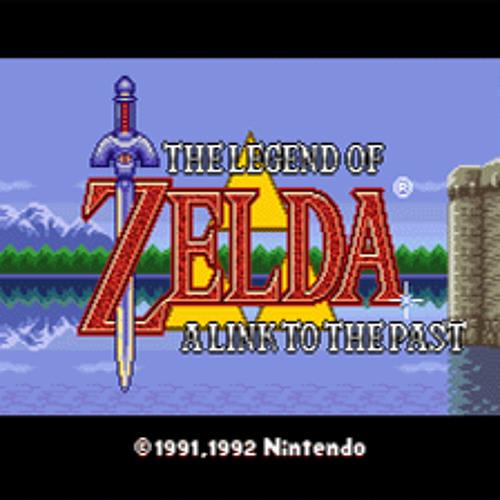 Zelda - Link to the Past - Dark World midi arrangement circa 1996