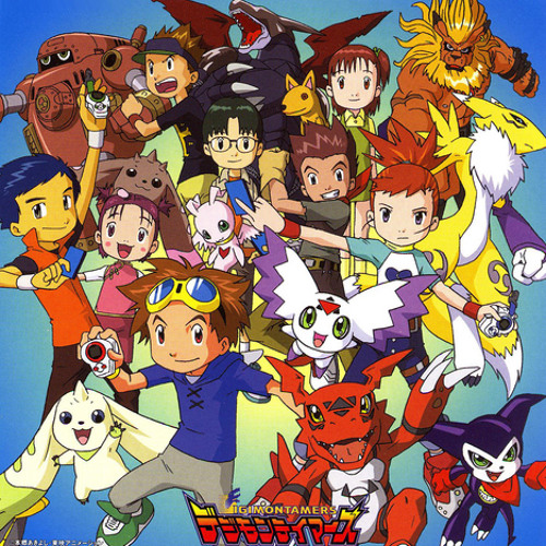 Neyza - My tomorrow (Digimon Tamers Ending)