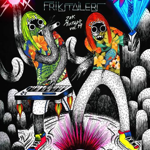 Frikstailers - ZZK Mixtape Vol14