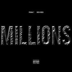"Pusha T - ""Millions"" featuring Rick Ross"