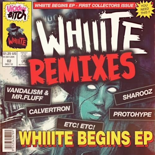 Whiiite & Schoolboy - Houdini (Calvertron Remix)