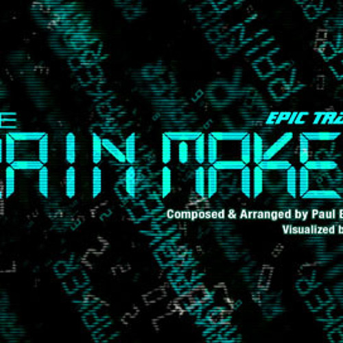 Paul Bazooka - The Rain Maker (DJames Remixed)