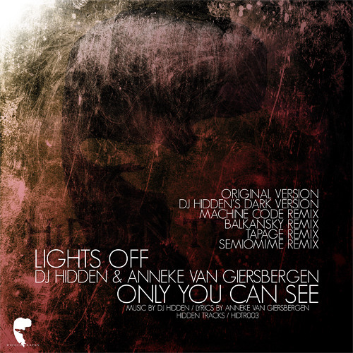 Lights Off - Only You Can See (Semiomime Remix)