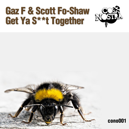 Gaz F & Scott Fo Shaw - Get Ya Shit Together **Out Now On Cosa Nostra**