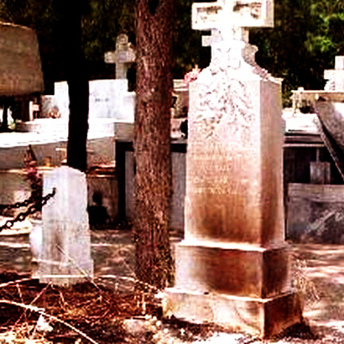 Imaginary sonic space of a greek cemetery