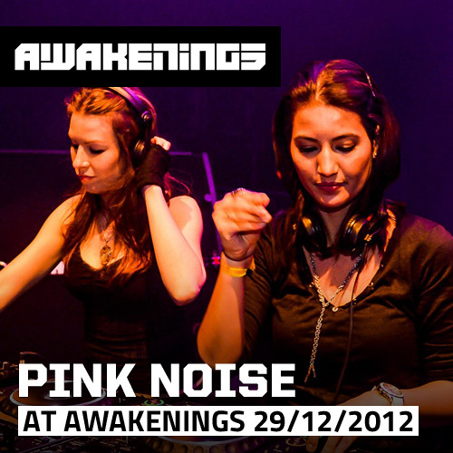 Pink Noise at Awakenings 29-12-2012 (Gashouder, Amsterdam)