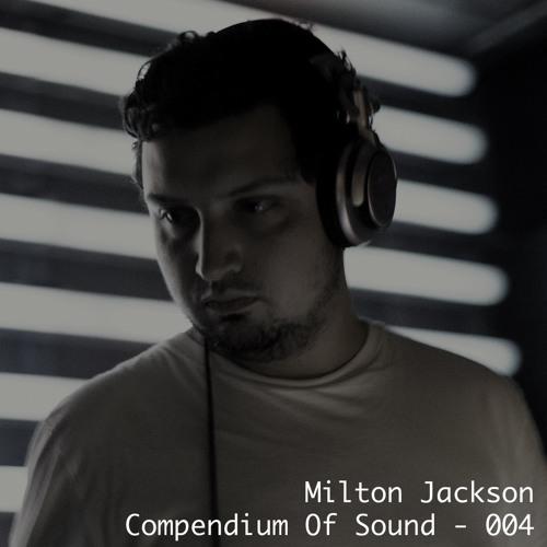 Milton Jackson - Compendium Of Sound 004