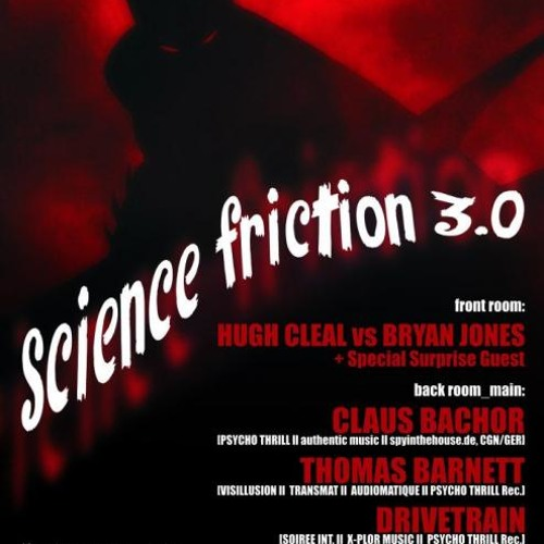PSYCHO THRILL_SCIENCE FRICTION 3.0_THE WORKS Detroit 14-11-2012