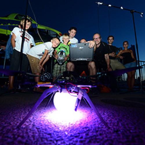 Welcome - Drohnen Feuerwerk