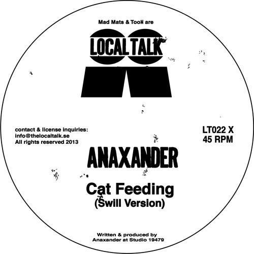Anaxander - Cat Feeding (Swill Version)