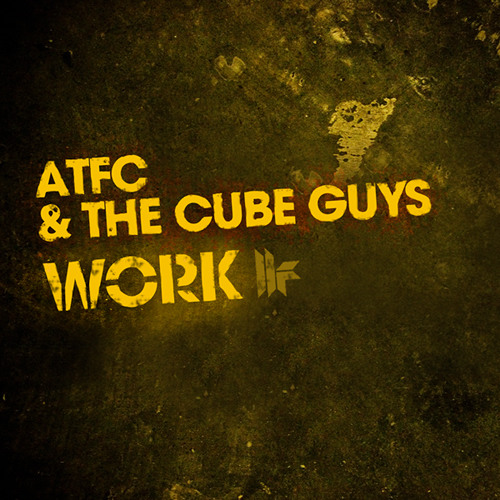 ATFC and The Cube Guys - Work - out on 23.01.13