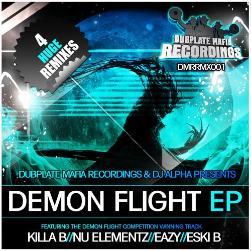 DMRRMX001-D - DJ Alpha - Demon Flight - (Eski B Remix) 3rd Place