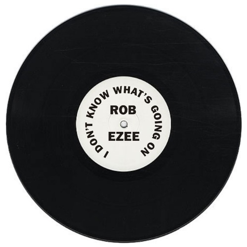 I Don't Know What's Going On - 2013 Rob Ezee DnB
