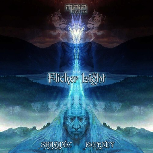 Flicker Light - Shamanic Journey (FREE DOWNLOAD Maia Brasil Records)