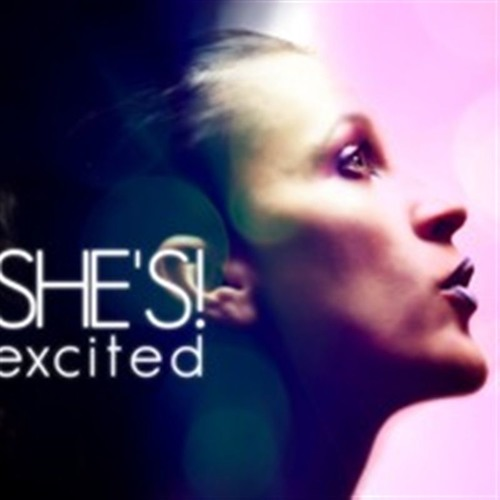 She´s excited! & Timeface Project - The one