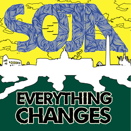 Everything Changes (feat. Falcão of O Rappa from Brazil)
