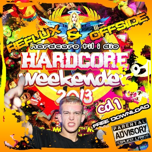 The HTID Weekender Warm Up Mix With Reflux & Mc Offside