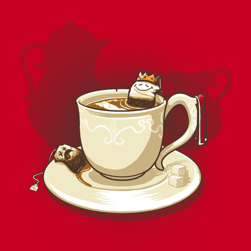 Royal Tea Box (P-Wood Edit)