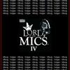 LJBeats Remix of Lord of the Mics IV All Star Anthem