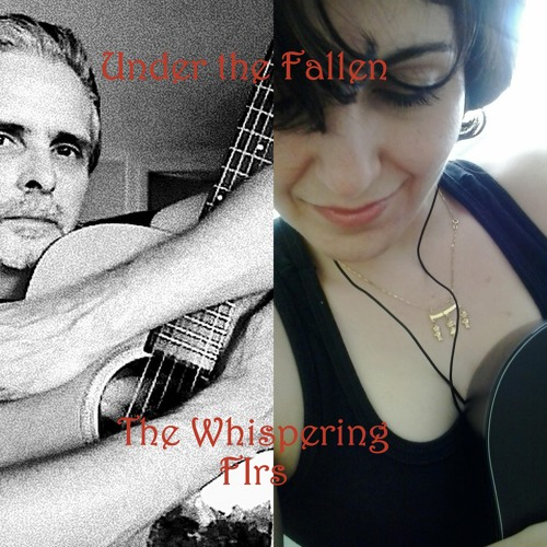 Under the fallen (visit and help us at: http://whisperingfirs.blogspot.nl/)