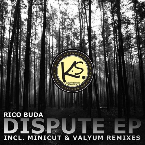 Rico Buda - Dispute (Original Mix) [Klangspektrum Records]