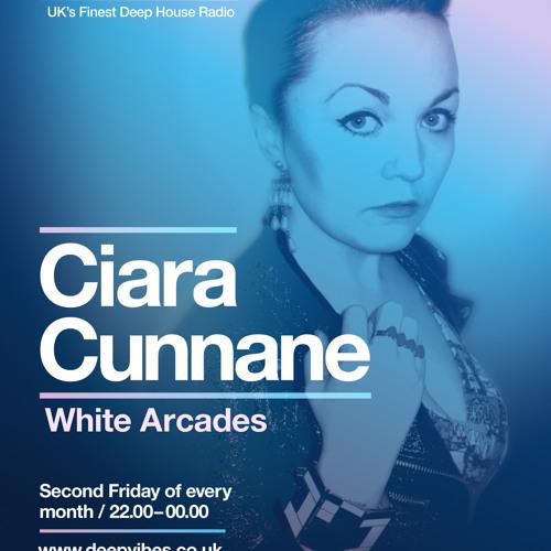 Ciara Cunnane - White Arcades Jan2013 @ Deepvibes Radio