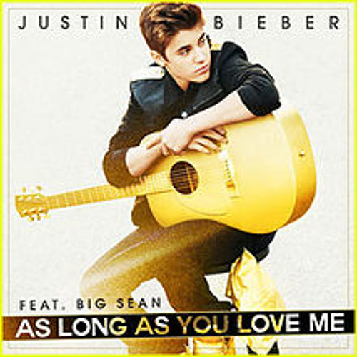 As Long As You Love Me - Justin Bieber (Remix Piano Cover)