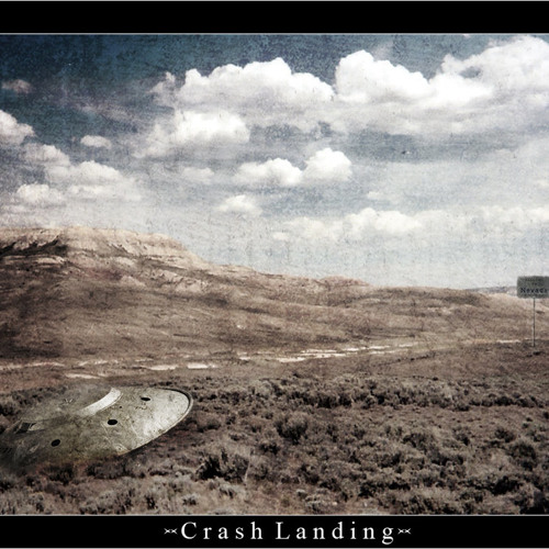 Crash Land prod.by La Beatz (CBMIX)