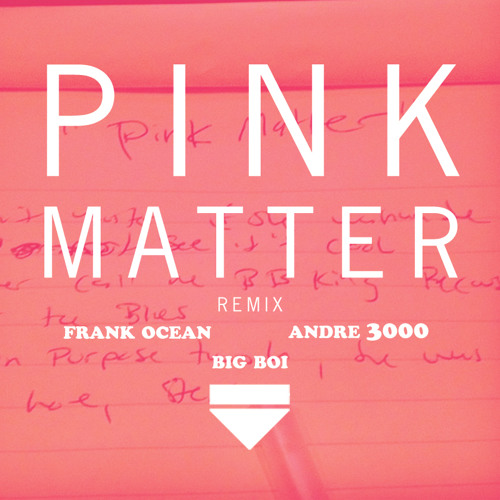 Pink Matter Remix (Dirty)