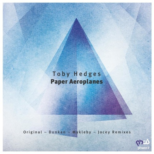 Toby Hedges - 'Paper Aeroplanes' on Above & Beyond Group Therapy radio [005]